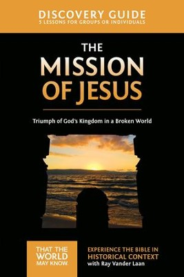 The mission of jesus discovery guide triumph of gods kingdom in the mission of jesus discovery guide triumph of gods kingdom in a world in chaos fandeluxe Document
