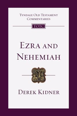 Ezra and Nehemiah - eBook  -     By: Derek Kidner