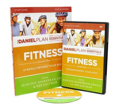 Fitness Study Guide with DVD   -     By: Sean Foy, Basheerah Ahmad, Dee Eastman