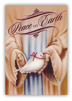 Peace on Earth, Christmas Cards, Package of 15  -