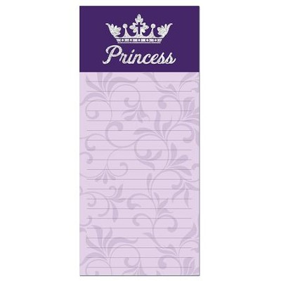 Princess Magnetic Notepad  -