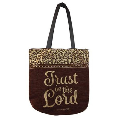 Trust in the Lord Tote Bag  -