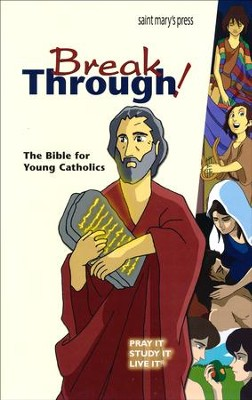 Breakthrough! Bible for Young Catholics   -