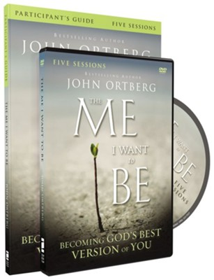 The Me I Want To Be Participant's Guide W/DVD  -     By: John Ortberg, Scott Rubin