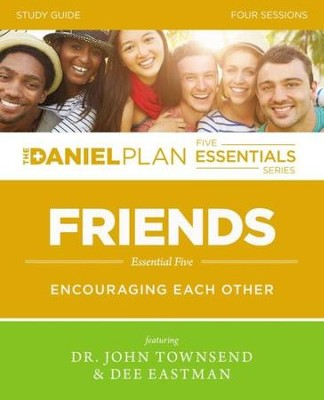 Friends Study Guide   -     By: Dr. John Townsend, Dee Eastman