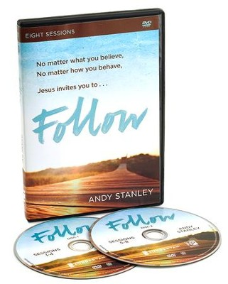 Follow, DVD Study   -     By: Andy Stanley