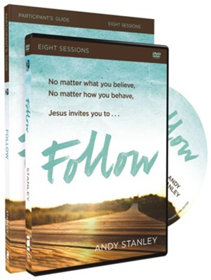 Follow, DVD & Participant's Guide    -     By: Andy Stanley