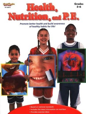 Health, Nutrition, and P.E., Grades 5-6   -