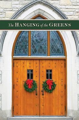 The Hanging of the Greens Christmas Bulletins, Pack of 50  -