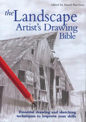 Landscape Artist's Drawing Bible  -