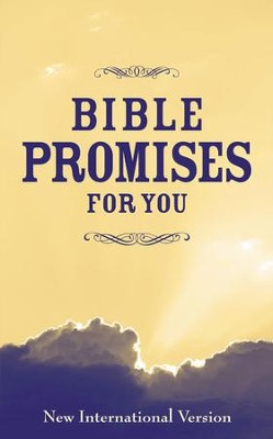 Bible Promises for You, NIV   -