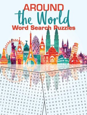 Around the World Word Search Puzzles  -     By: Victoria Fremont, Brenda Flores, Peter Lewis, Ilene J. Rattiner