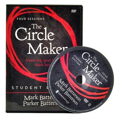 The Circle Maker Student Edition DVD  -     By: Mark Batterson