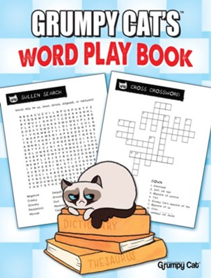 Grumpy Cat's Word Play Book  -     By: Jimi Bonogofsky-Gronseth
