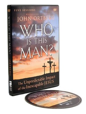 Who Is This Man? DVD Only  -     By: John Ortberg