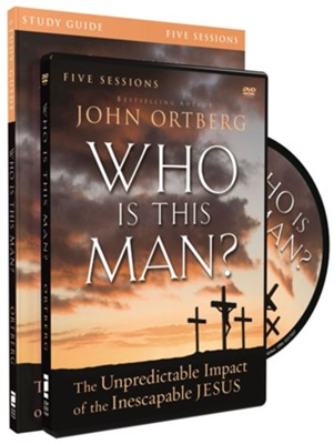 Who Is This Man? Study Guide W/DVD  -     By: John Ortberg, Christine Anderson