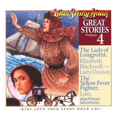 Great Stories Volume #4 - Audiobook on CD            -