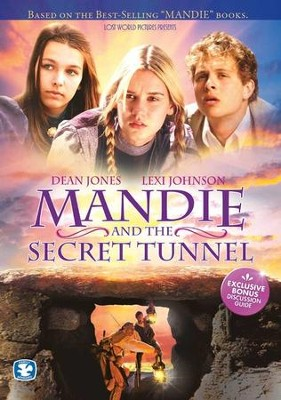 Mandie and the Secret Tunnel, DVD   -