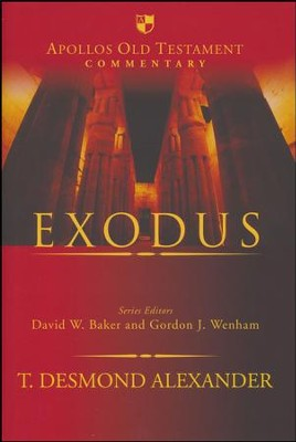 Exodus: Apollos Old Testament Commentary [AOTC]   -     By: T. Desmond Alexander