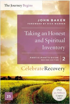 Taking an Honest and Spiritual Inventory Participant's Guide 2: A Recovery Program Based on Eight Principles from the Beatitudes - eBook  -     By: John Baker
