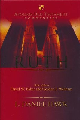 Ruth: Apollos Old Testament Commentary [AOTC]   -     By: L. Daniel Hawk