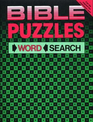 Bible Puzzles: Word Search   -