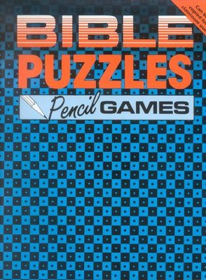 Bible Puzzles: Pencil Games   -