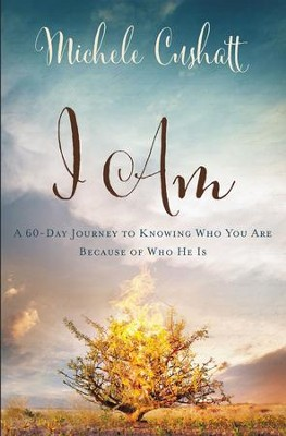 I Am: A 60-Day Journey to Knowing Who You Are Because of Who He Is - eBook  -     By: Michele Cushatt
