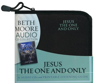 Jesus The One and Only (CD set)  -     By: Beth Moore