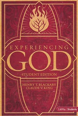 Experiencing God Youth Edition  - Slightly Imperfect  -