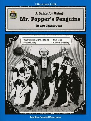 Mr. Popper's Penguins   -