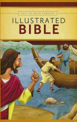 ERV Children's Softcover Bible   -