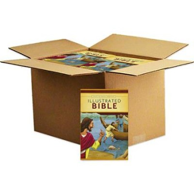 ERV Children's Softcover Bible, Case of 28   -
