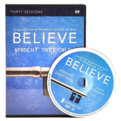 Believe Student DVD Study    -     By: Mark Novelli