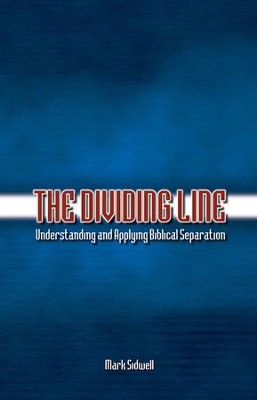 The Dividing Line - eBook  -     By: Mark Sidwell