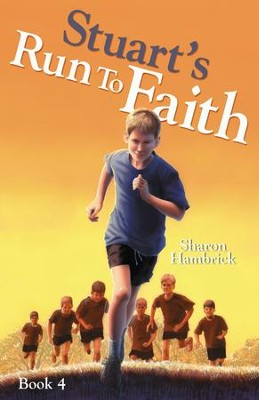 Stuart's Run to Faith - eBook  -     By: Sharon Hambrick
