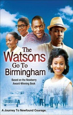 The Watsons Go to Birmingham, DVD   -