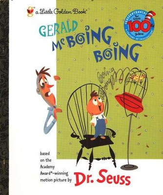 Gerald McBoing Boing  -     By: Dr. Seuss