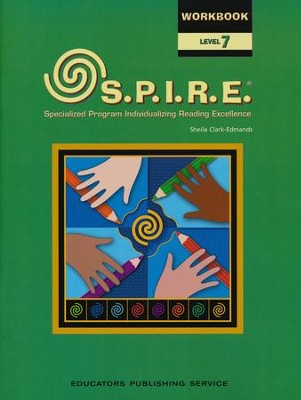 Spire Level 7 Workbook  -