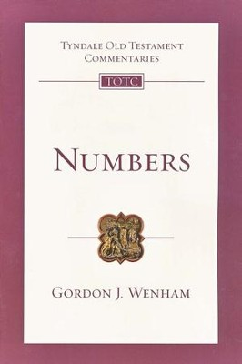 Numbers - eBook  -     By: Gordon J. Wenham