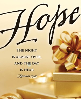 Hope Images Sunday 1 Large Bulletins, Pack of 50  -