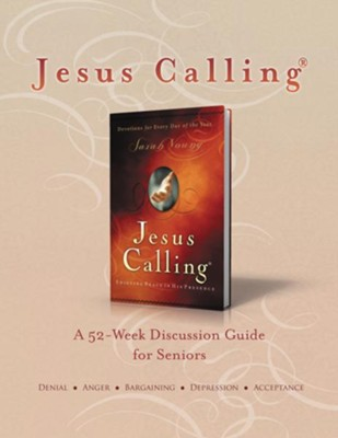 Jesus Calling Book Club Discussion Guide for Seniors - eBook  -     By: Sarah Young
