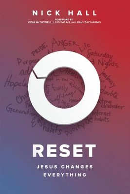 Reset: Jesus Changes Everything - eBook  -     By: Nick Hall