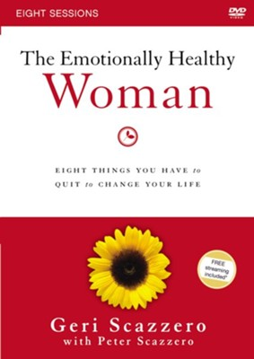 Emotionally Healthy Woman DVD Only  -     By: Geri Scazzero, Pete Scazzero