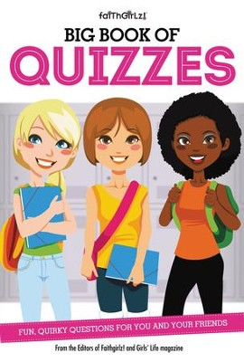 Big Book of Quizzes: Fun, Quirky Questions for You and Your Friends - eBook  -     By: Karen Bokram