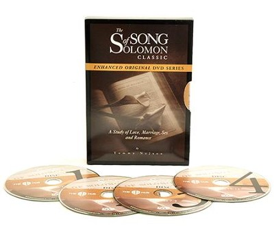 The Song of Solomon Classic DVD Curriculum with Study Guide: A Study of Love, Marriage, Sex and Romance    -     By: Tommy Nelson