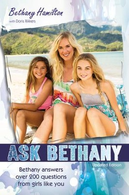 Ask Bethany, Updated Edition - eBook  -     By: Bethany Hamilton, Doris Rikkers