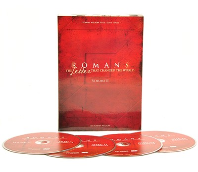 Romans DVD Series Volume 2: The Letter That Changed the World  -     By: Tommy Nelson