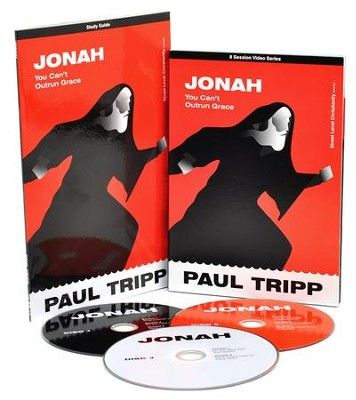 Jonah: You Can't Outrun Grace, DVD Curriculum   -     By: Paul Tripp