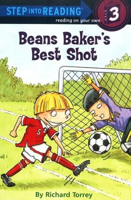 Step Into Reading 3: Beans Baker's Best Shot   -     By: Richard Torrey